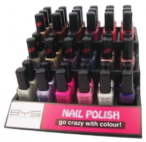 <b>Spring/Summer 2012 Nail Polish Selections - Tray 2</b>